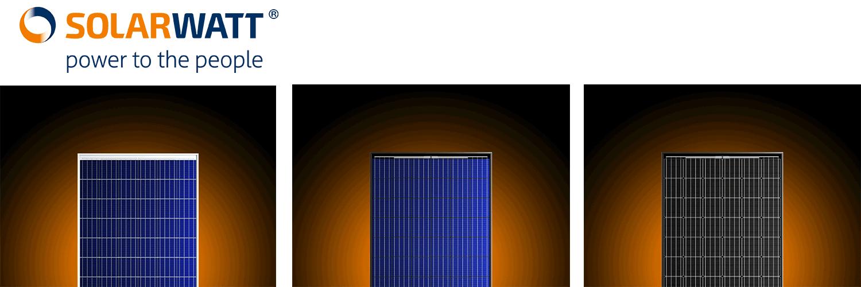 solarwatt solceller k p hos effecta effecta solceller. Black Bedroom Furniture Sets. Home Design Ideas
